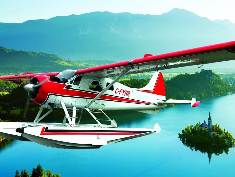 Our Planes - Lake Country Airways